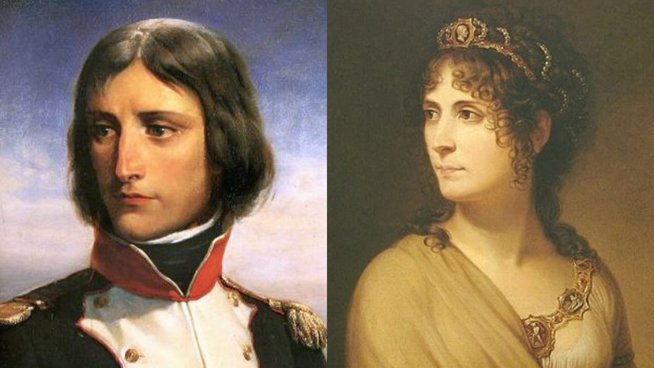 Image result for Bonaparte to Joséphine