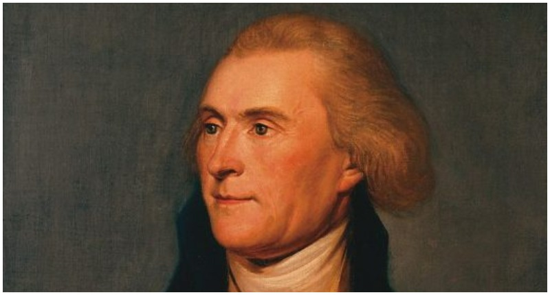 Thomas Jefferson in 1791