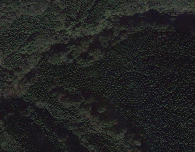 Original Google Earth photo. Copyright Google 2019.