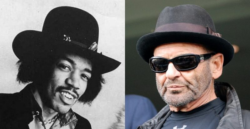 Musical Twist: Jimi Hendrix an...