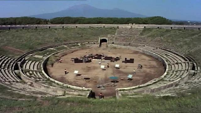Pink Floyd in the Empty Ruins of Pompeii - Rock's Weirdest