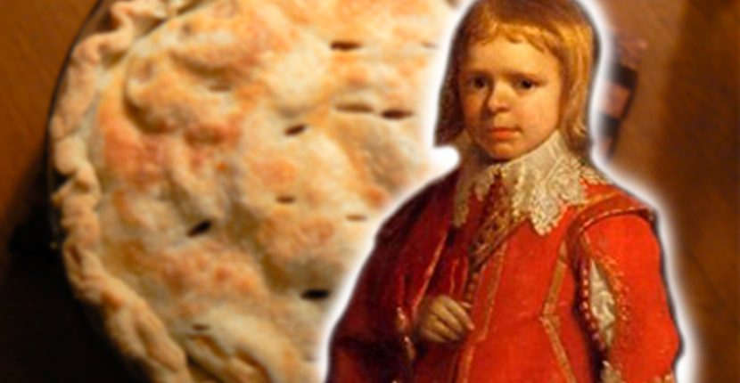 Sir Jeffrey Hudson (and pie)