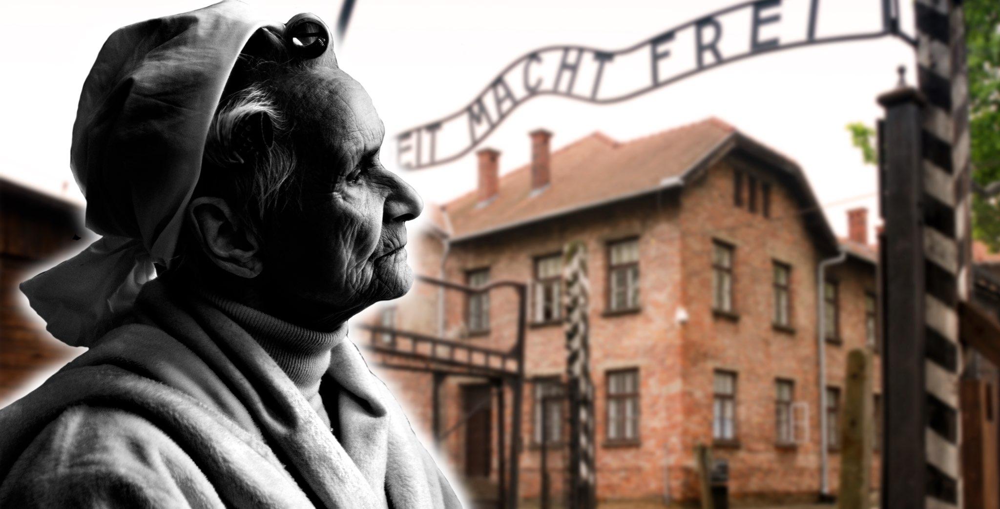 Auschwitz Survivor Celebrates 104th Birthday at Western Wall with 400 Descendants!