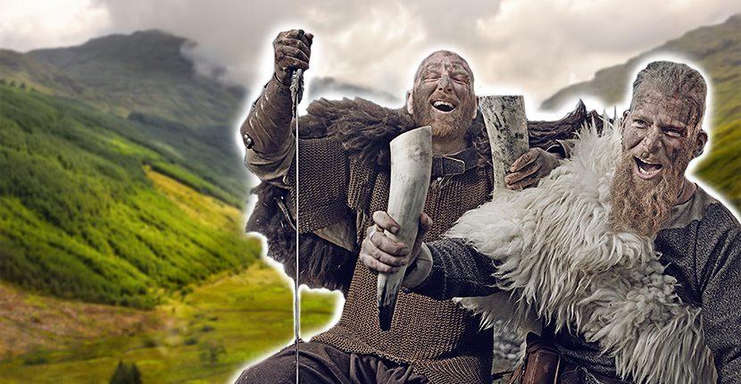 Elite Viking 'Drinking Hall' Unearthed on Remote Scottish Island – Tied to Epic Saga