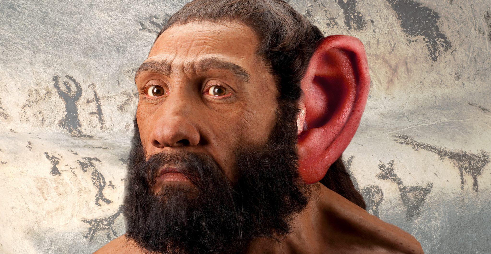 Neanderthal image by Mahuli96 CC by SA-4.0