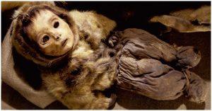 Greenland mummy