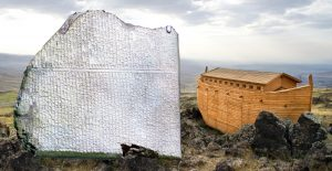 Noah's Ark tablet
