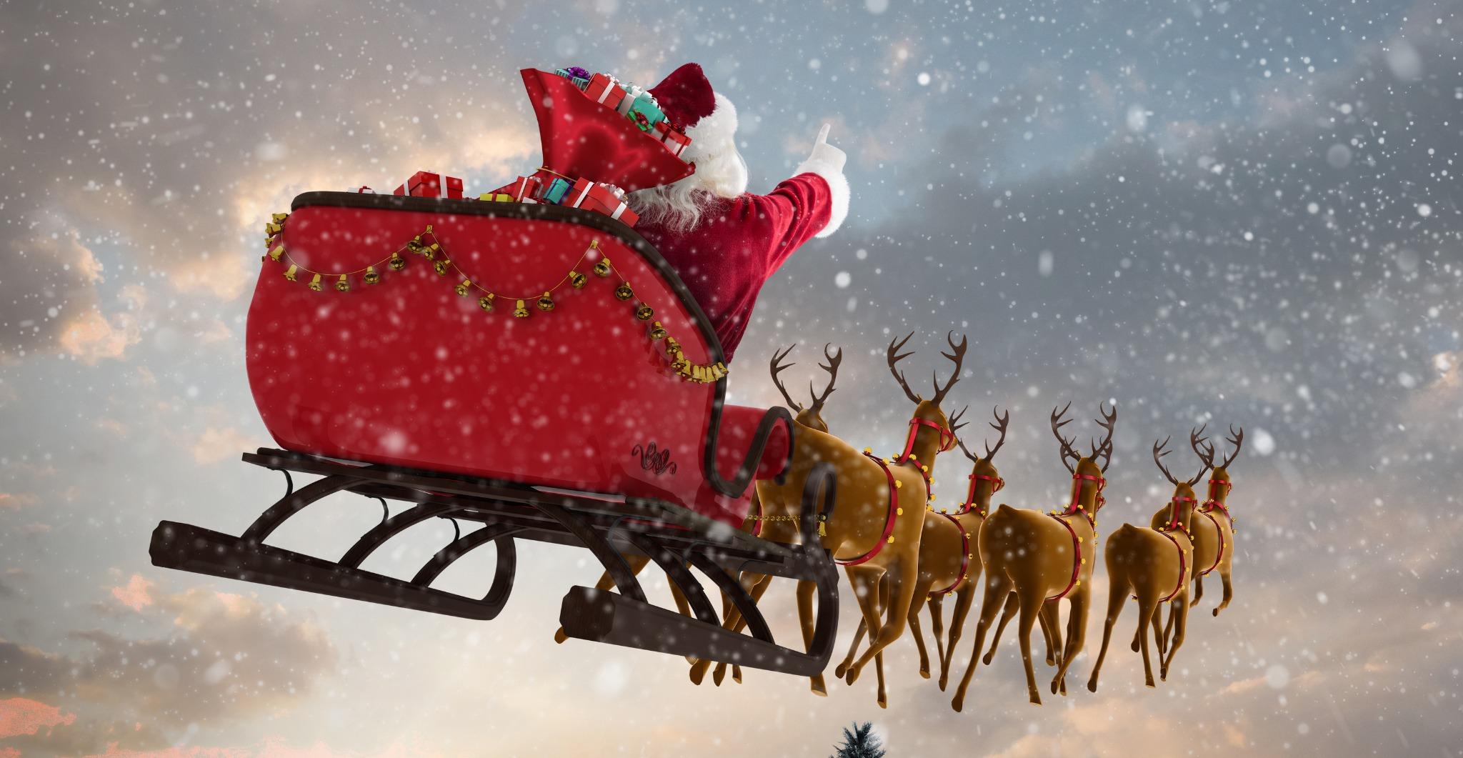 90 years Later: 'Flying Santa' of New England Still Drops ...