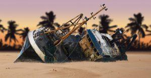 Cotopaxi shipwreck