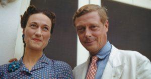 Wallis Simpson Prince Edward