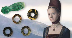 Iron Age princess