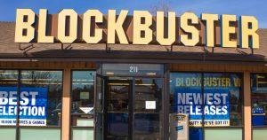 last blockbuster store