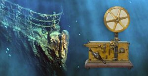 Titanic telegraph