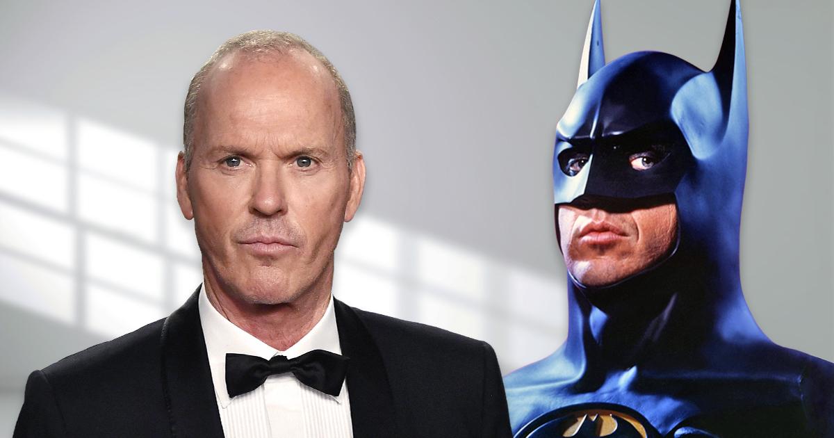 """I'm Batman"". Getty Images"
