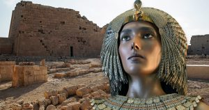 Tomb of Cleopatra