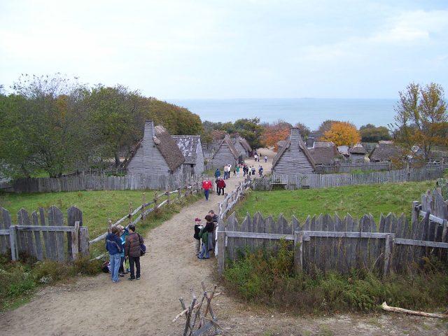 Massachusetts Pilgrim Site Plimoth Plantation to Change ...