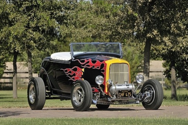 1932 McMullen Roadster