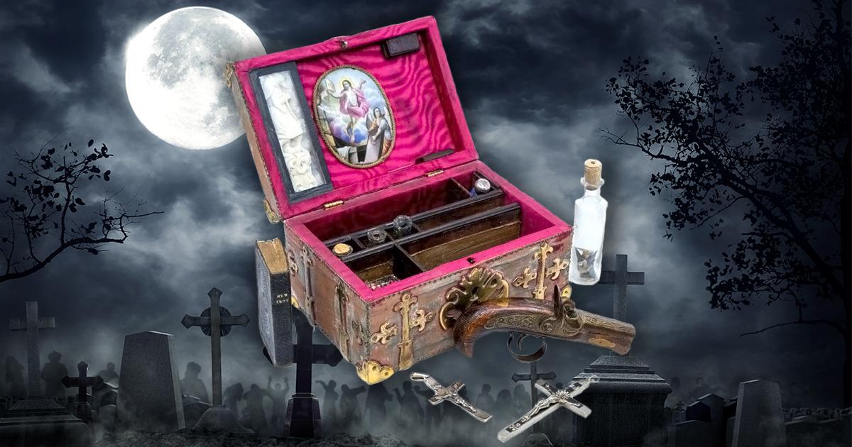 The vampire slaying kit
