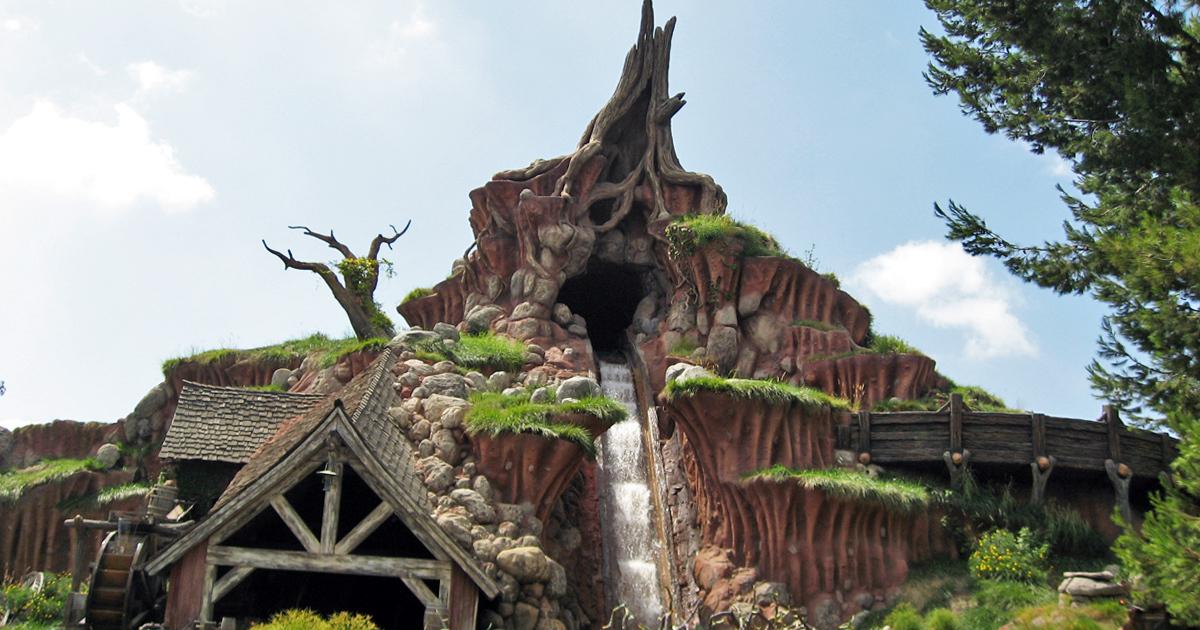 Disneyland to Totally Reimagine Splash Mountain Ride Following Outcry