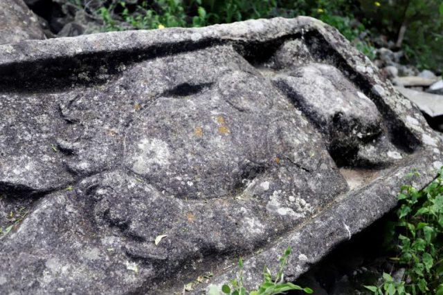 pre-Hispanic ruins