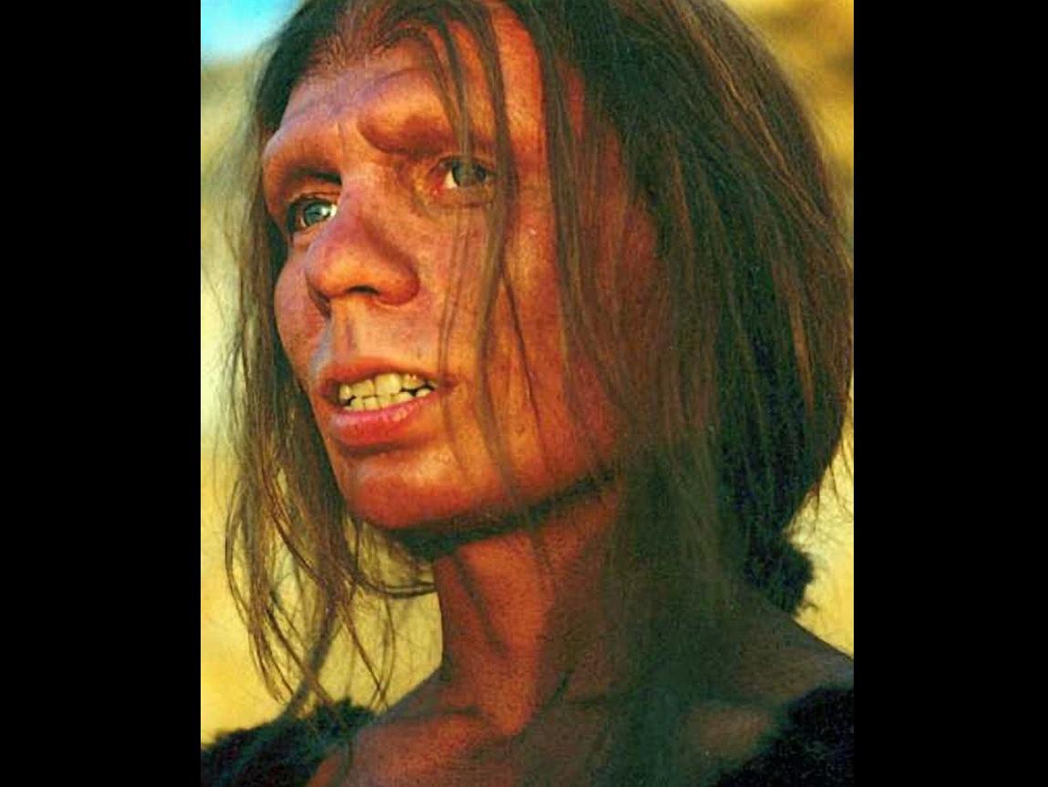 Neanderthal Woman's Walk of Love 90,000 Years Ago Between two Caves 65 Miles Apart
