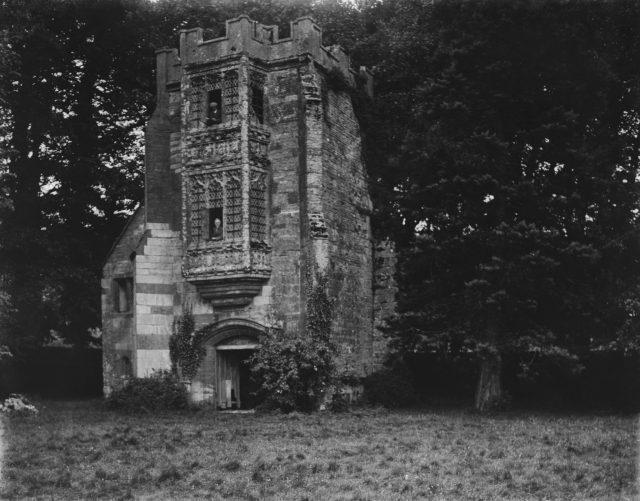 Cerne Abbey gatehouse