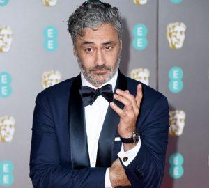 Taika Waititi attends the EE British Academy Film Awards 2020