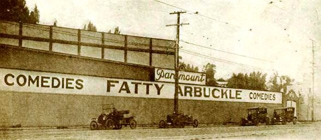 "Roscoe ""Fatty"" Arbuckle Studios, 1919"