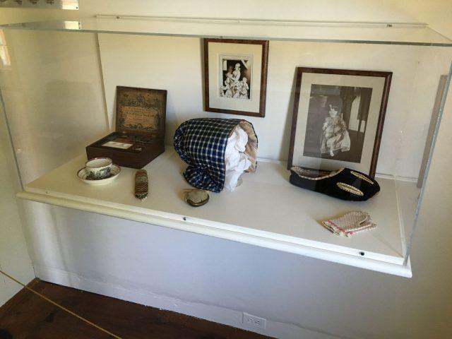 Alcott family belongings at Fruitlands Museum