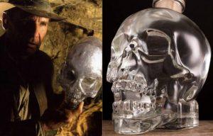 crystal skulls in pop culture