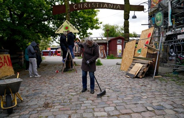 Freetown Christiania micronation