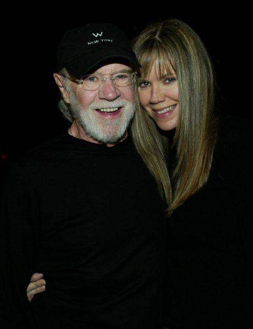 George Carlin and Sally Wade