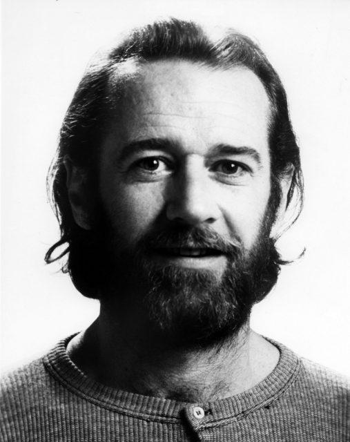 Portrait of George Carlin
