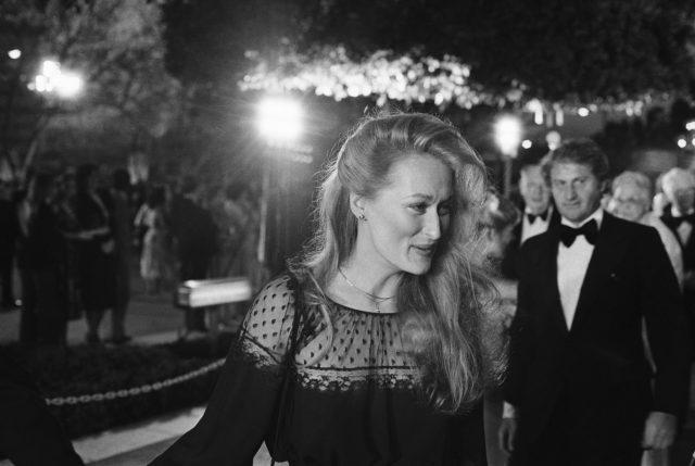 Meryl Streep in 1979. (Photo Credit: Bettmann/ Getty Images)