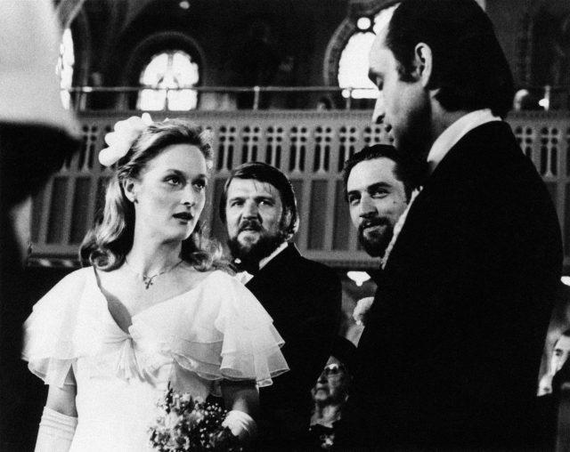 Meryl Streep and John Cazale