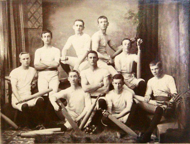 Club Swinging team