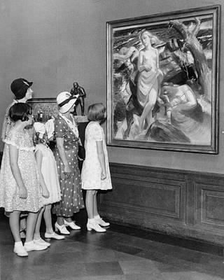 Art at the 1932 Olympics