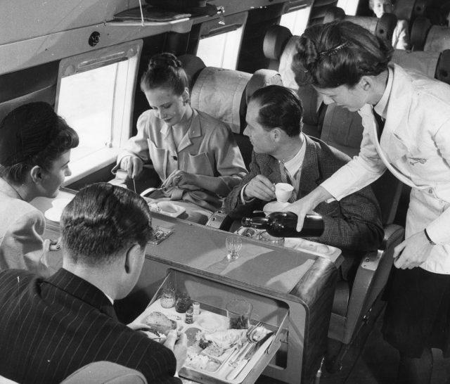 BEA Vickers Viking passenger plane