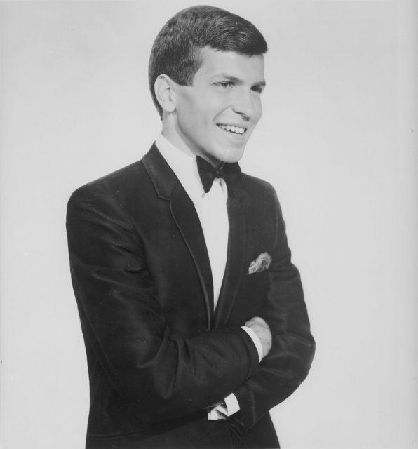 Portrait of Frank Sinatra Jr
