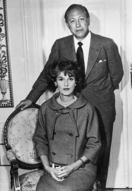 William and Barbara Paley
