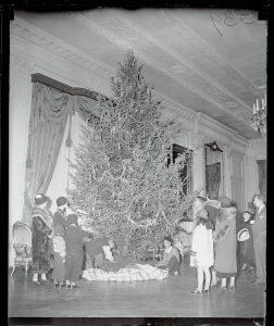 White House Christmas Tree Decoration